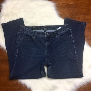 Nine West Skinny Ankle Jeans